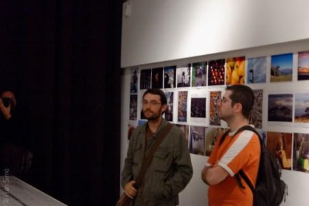 """Exposición """"De la red a la pared"""" de Barcelona Photobloggers en"""
