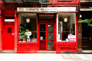 Albanese meats & poultry
