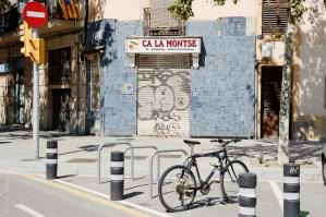 Traces #4.8 September, 14, 2013, Barcelona, Sant Martí, Pobleno