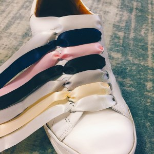 Ringpoint Satin Laces