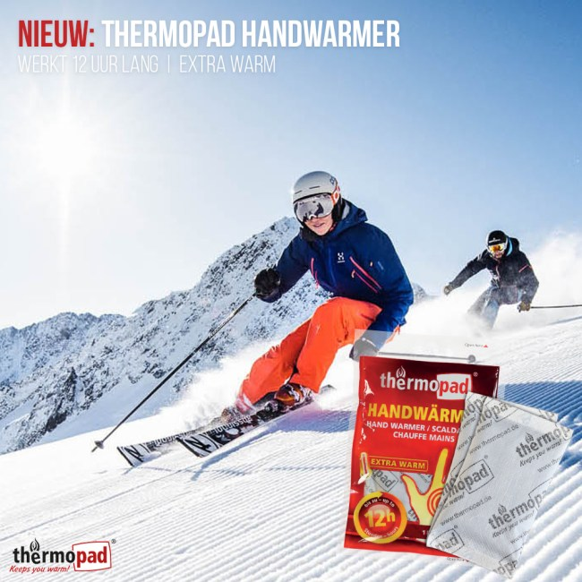 Thermopad Handwarmers en Footwarmers
