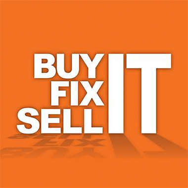 Buy It, Fix It, Sell It