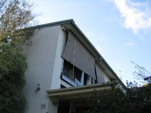 brown bad blinds