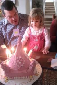 amy castle cake