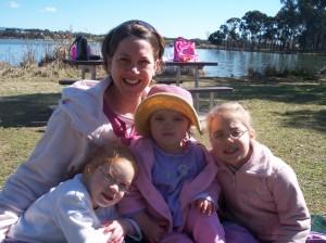2006 - very pregnant again