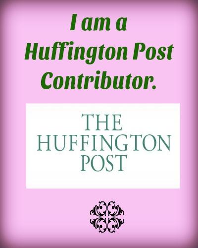 I'm a Huffington Post Contributor!