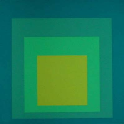 Josef Albers Homage to a Square 10
