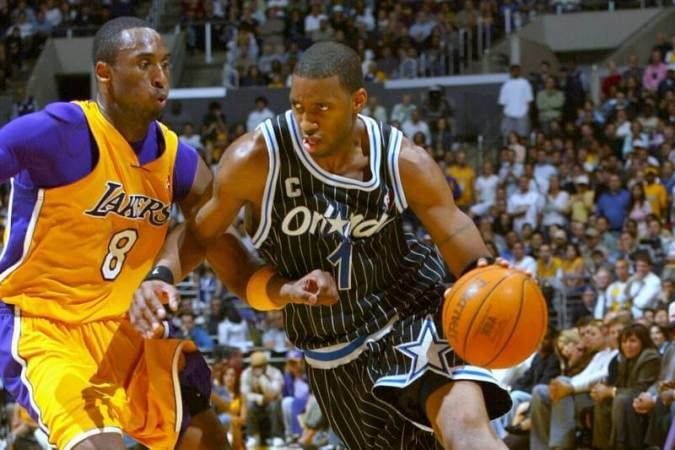 Tracy Mcgrady Kobe Bryant