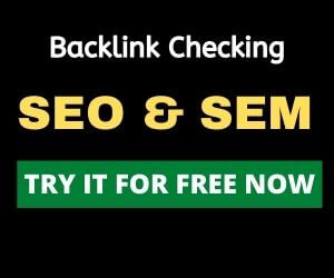backlink checking with SEMRush