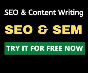 seo and content writing with SEMRush