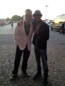 Ernesto and me