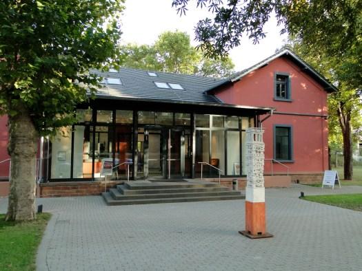 Kunsthaus Frankenthal, Hans-Kopp-Strasse 22, 67227 Frankenthal (Pfalz)