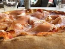 Pizza Burrata - Restaurant Olivo
