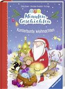 Cally Stronk/Christian Friedrich/Pe Grigo: 1,2,3 Minutengeschichten. Kunterbunte Weihnachten