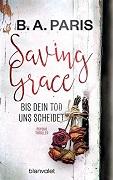 B.A.Paris: Saving Grace