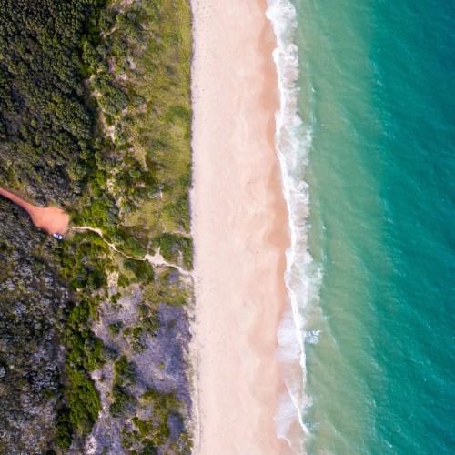 Adventure meets sea, Red Rock - Franzi Photography