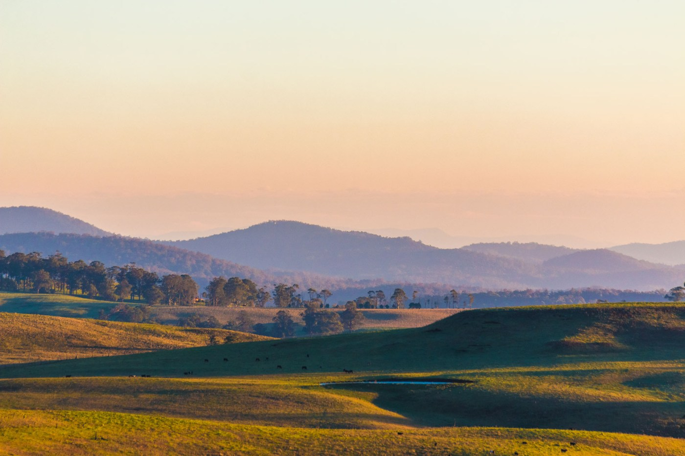 Valley Layers - Franzi Photography