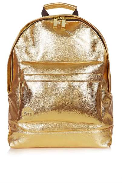 Mi-Pac 24k backpack, £40