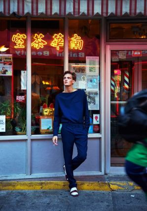 Yannick Abrath Explores Chinatown for The New York Times Style Magazine