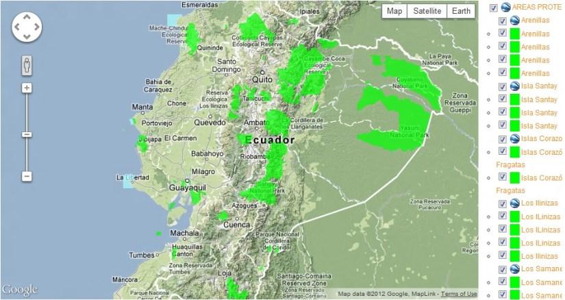 PANE Ecuador