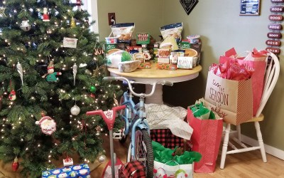 Local Families benefit from Coldwell Banker Classic Properties this Holiday Season!