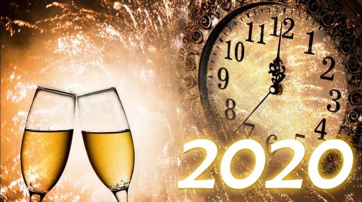 Mejor estado feliz año nuevo 2020