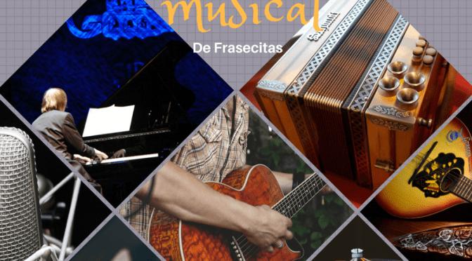Sección musical en radio Sin Antena: ¡escuchanos!