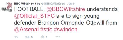 BBC Wiltshire 2015.06.11