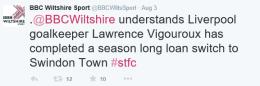 BBC Wiltshire 2015.08.03