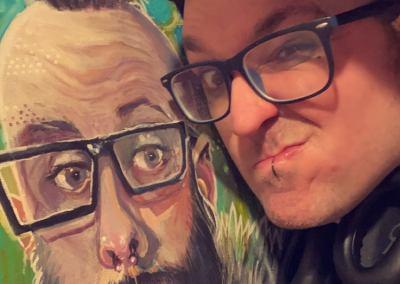 Jeremy Treece - Painting