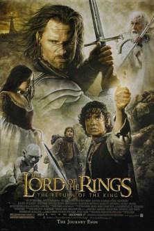 El señor de los anillos El retorno del rey
