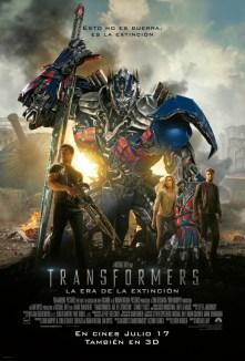 Transformers La era de la extinción