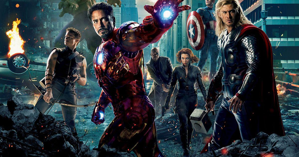 Frases De La Pelicula The Avengers Los Vengadores