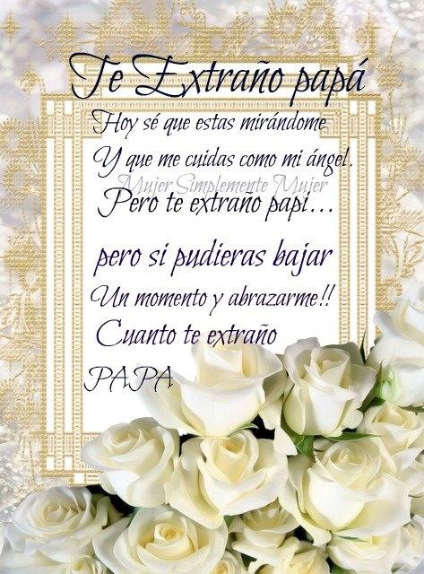 Cielo Poemas El Q Esta En Para Papa Un