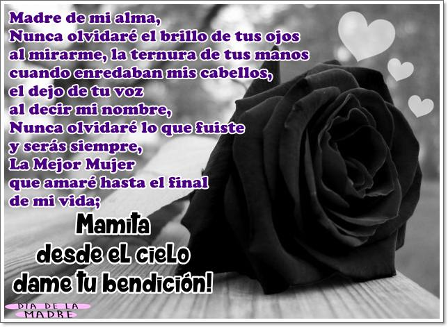 Carta Mi Madre Fallecida