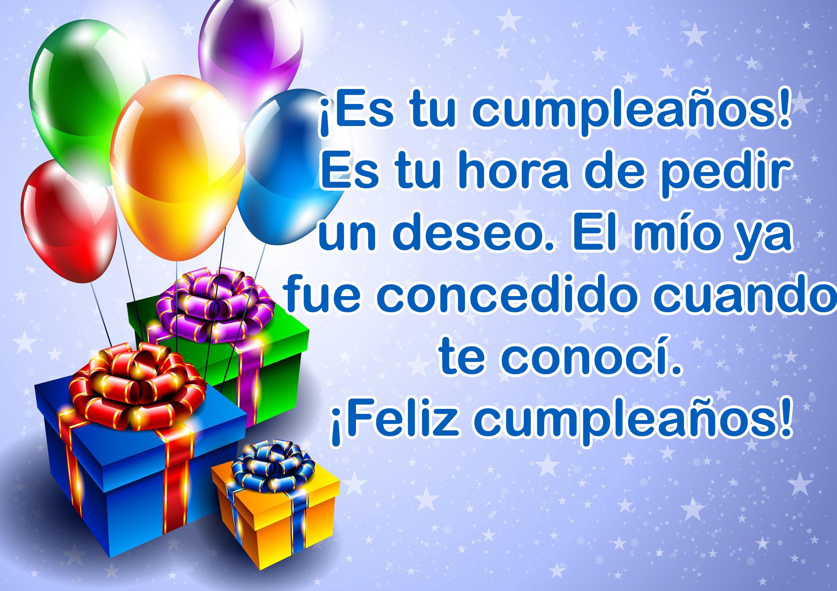 Bonito Lunes Mi Amor las mejores frases y regalos de cumpleaños - frasescumpleaños