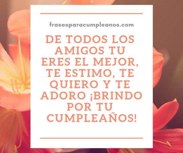 Imágenes de felicitaciones cumpleaños para amigo con derechos