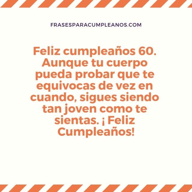 tarjetas de cumpleaños para 60 años mujer