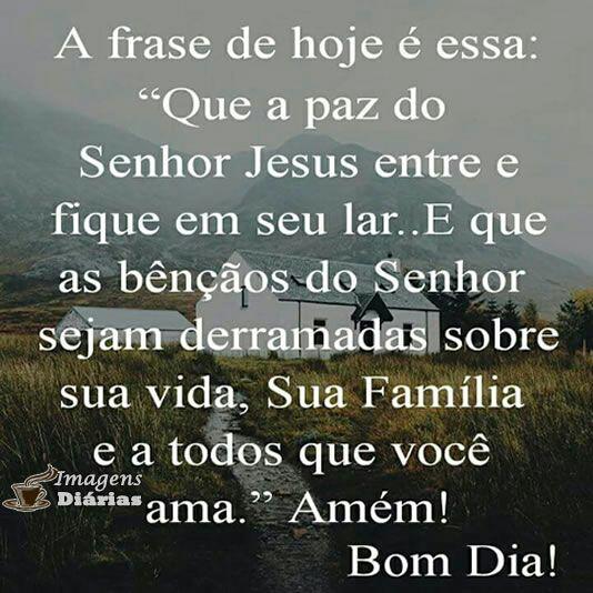 Well-known Frases de Otimismo - Bom dia A PAZ DE JESUS - Frases Para Pensar EW09