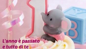 Frase Di Auguri Primo Compleanno Il Tempo Che Vola In Un Soffio