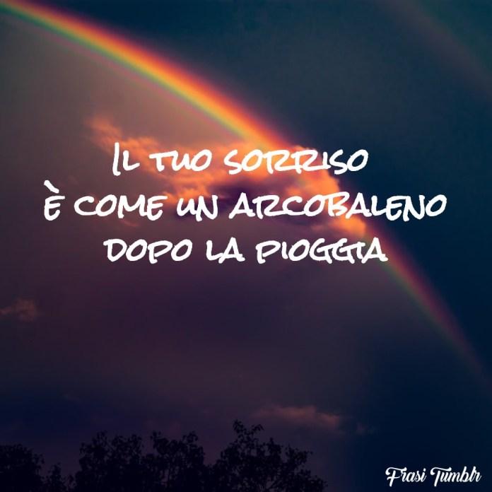 immagini-frasi-sorriso-arcobaleno-pioggia-1024x1024