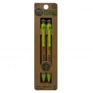 Bolígrafos ecológicos ONYX & GREEN