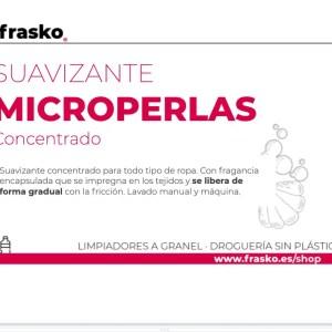 Suavizante MicroPerlas Pro a granel