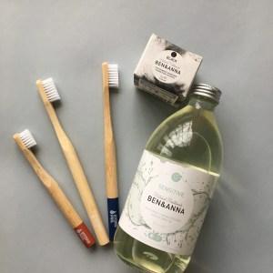 Kit Higiene Bucal sin plásticos