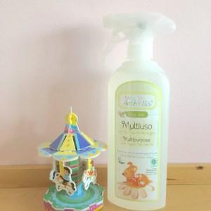 Multiusos higienizante bio Baby ANTHYLISS