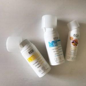 Protector solar 50 adulto y pieles sensibles ECO COSMETICS