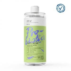 Agua Micelar con ingredientes activos naturales- pieles sensibles con acné KILIG