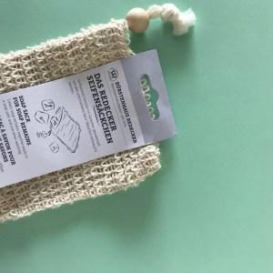 Bolsa biodegradable para pastillas de jabón REDECKER