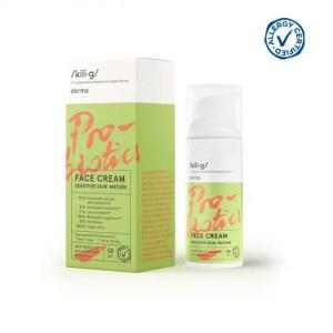 Crema hidratante natural para pieles sensibles y maduras KILIG