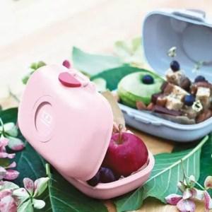 Fiambrera infantil ecológica personalizable- tamaño pequeño MONBENTO